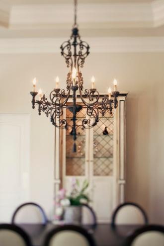 c- chandelier