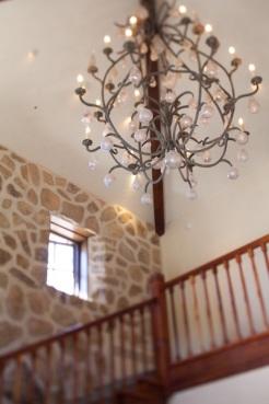 chandeleir-stairway