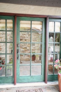 green-door-entrance