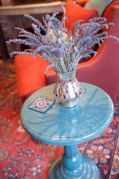 lavender-on-turquiose