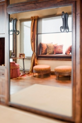 yoga-room-mirror